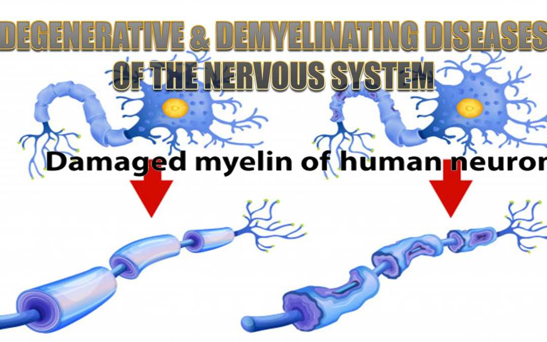 Degenerative And Demyelinating Diseases Of The Nervous System