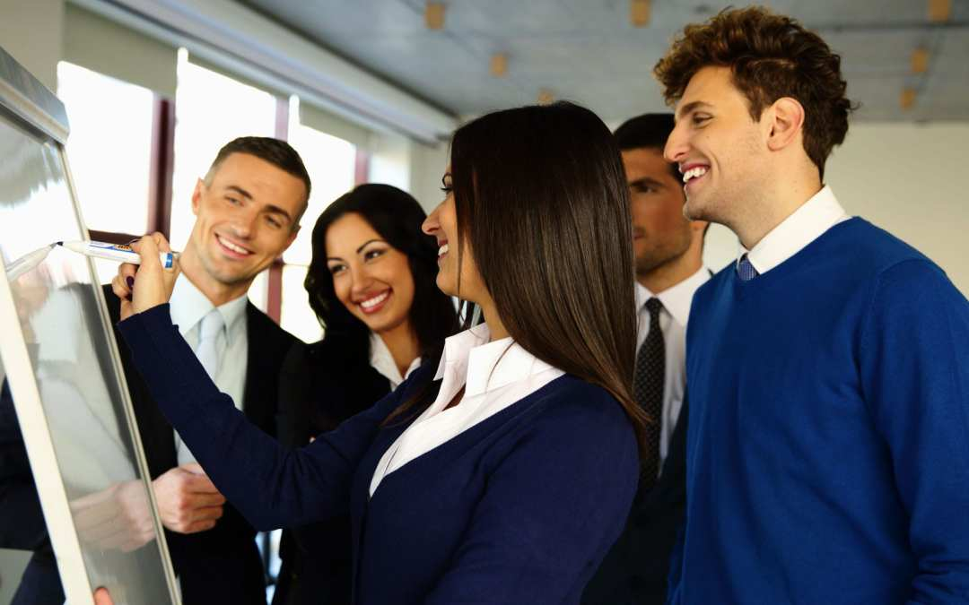 4 Case Studies That Support Going Upright in the Workplace