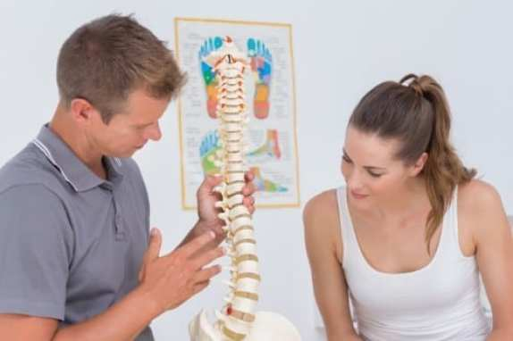 trattamento chiropratico della colonna vertebrale toracica el paso tx.
