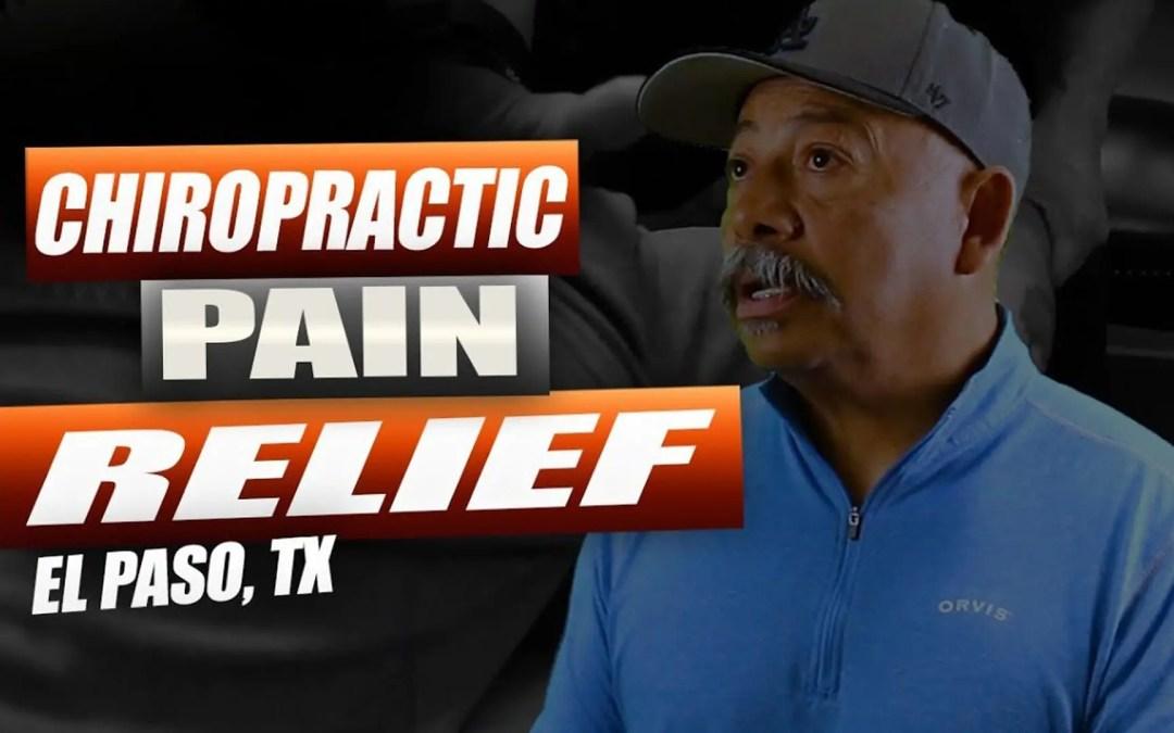 Trattamento di sollievo dal dolore chiropratico | video