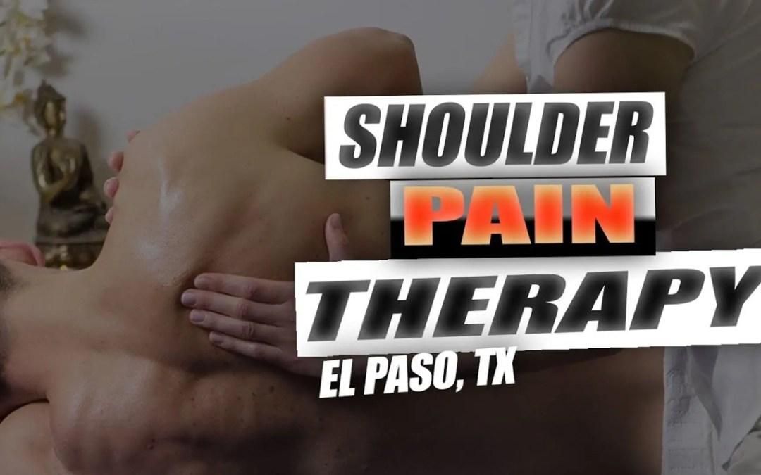 Shoulder Pain Rehabilitation | Video | El Paso, TX.