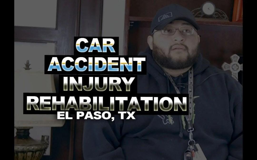 Terapia per lesioni da incidente stradale | Video | El Paso, TX.
