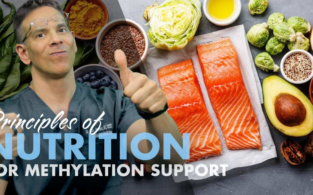 Principles of Nutrition for Methylation Support