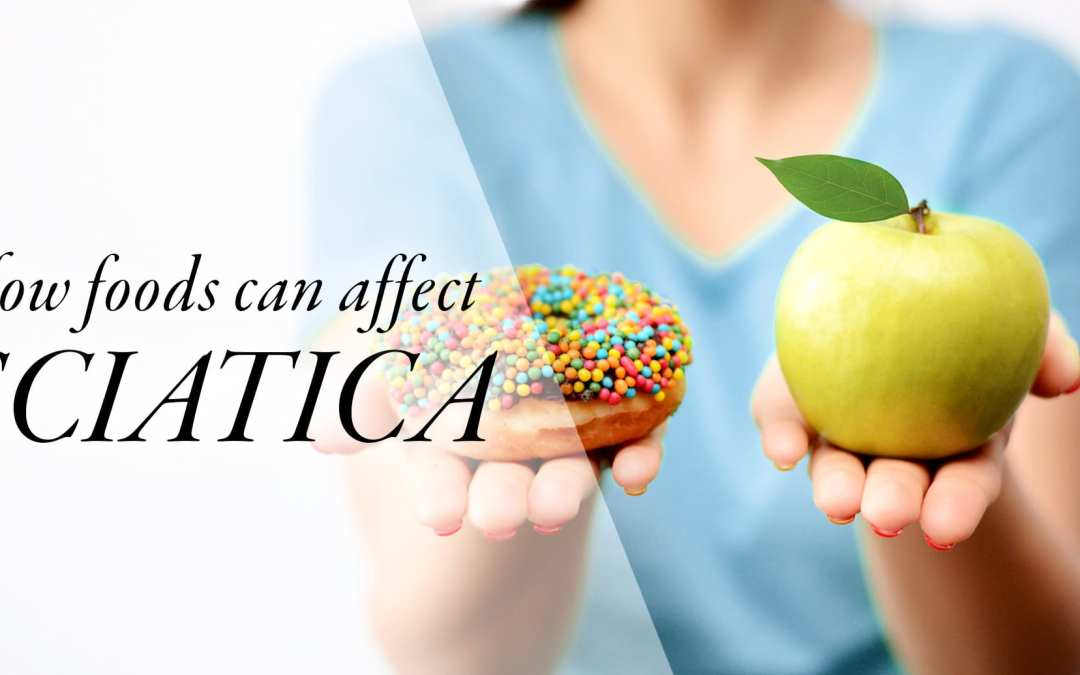 How Foods Can Affect Sciatica