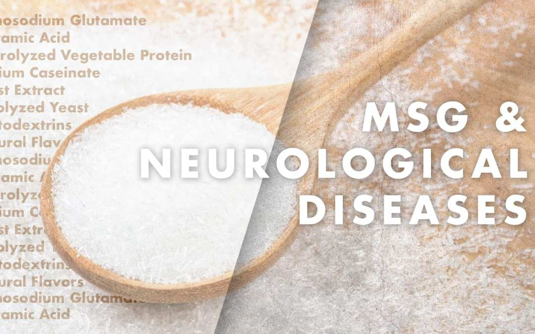 Functional Neurology: MSG and Neurological Diseases