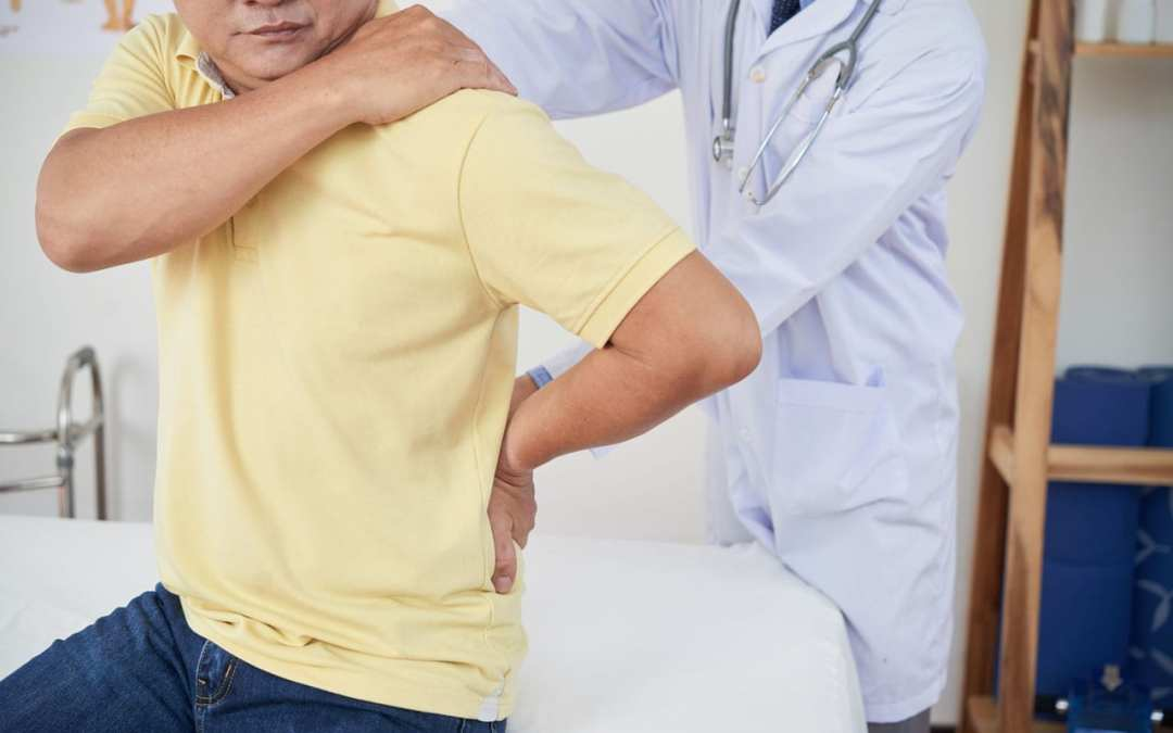 11860 Vista Del Sol, Ste. 128 Nervous About Chiropractic Treatment for Herniated Disc El Paso, TX.