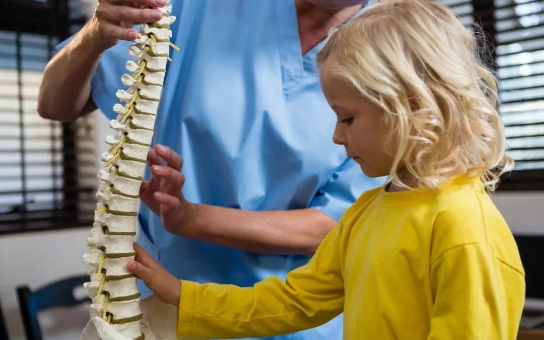 Dolore alla schiena nei bambini