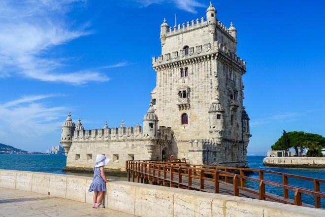 La Torre de Belem, una de las visitas imprescindibles si viajas a Lisboa (iStock).