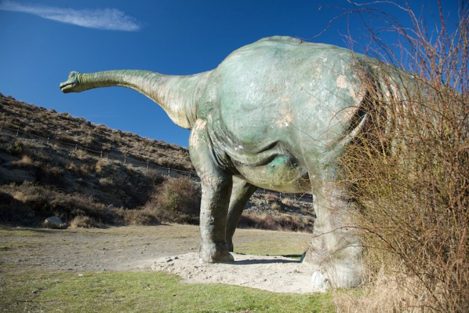 Barranco Perdido es el circuito paleontológico de La Rioja, de los más recomendables de España (iStock).