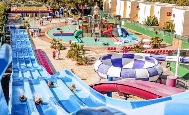 Sirenis Aquagames, uno de los parques acuáticos que hay en Ibiza (Sirenis Aquagames).