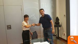 L'Ajuntament d'Alfafar firma un convenio de colaboración con ACOMVAL