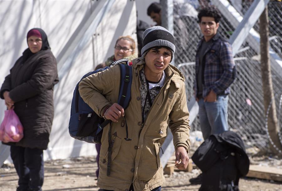 Las devoluciones en caliente, el método griego para frenar la migración