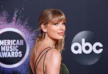 Taylor Swift, en Los Ángeles (California, EE.UU.) EFE/Nina Prommer/Archivo