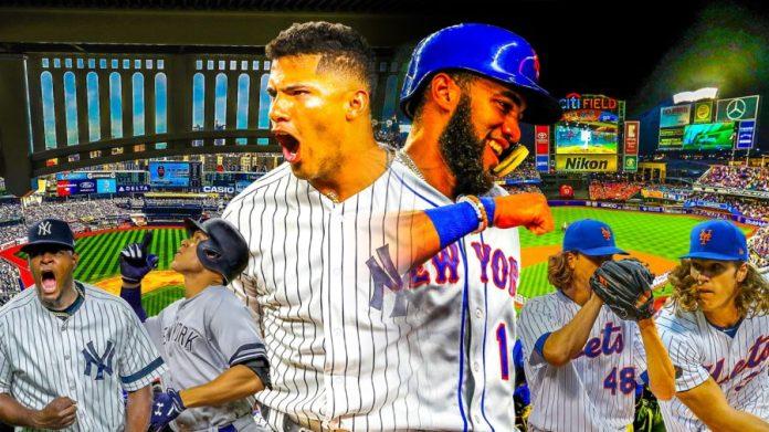 Gobernador cuomo Yanquis & Mets