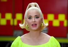 En la imagen, la artista Katy Perry. EFE/JAMES ROSS/Archivo