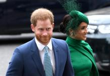 Los duques de Sussex, Enrique y Meghan. EFE/EPA/NEIL HALL/Archivo