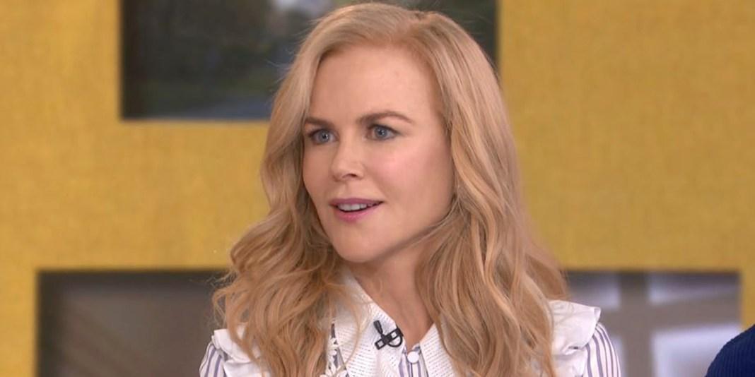 Australia: Nicole Kidman rodará la serie Nine Perfect Strangers
