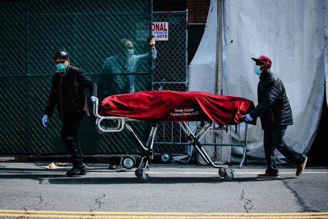 Pandemia: Estados Unidos 149 mil muertos y 4.3 millones de infectados