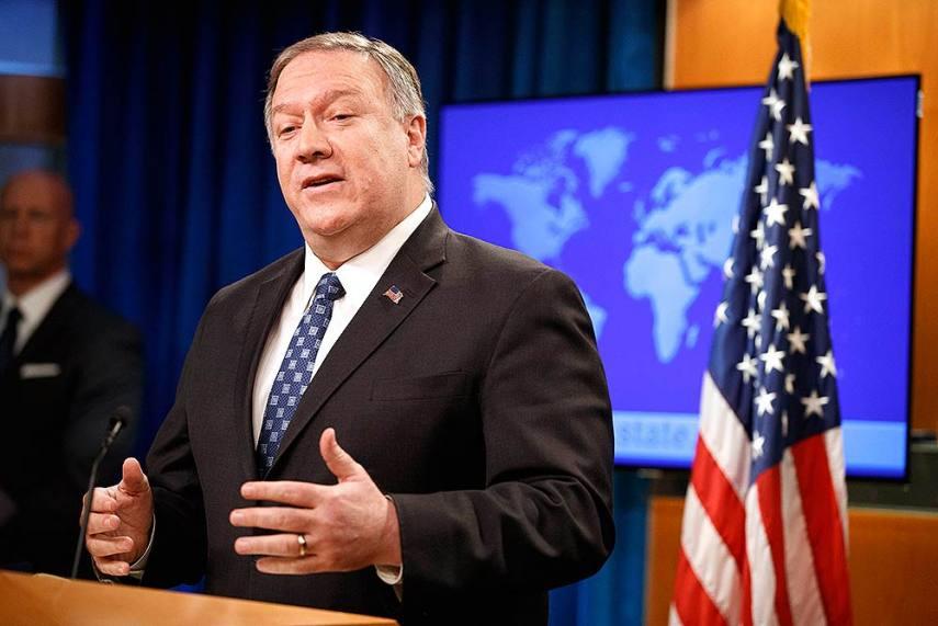 Gobierno de EEUU reitera apoyo a Guaidó y pide transición en Venezuela