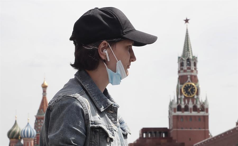 covid19 en rusia