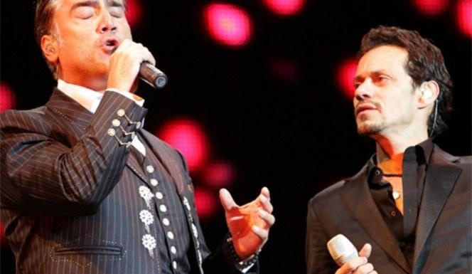 Alejandro Fernández & Marc Anthony participarán en Grammys Latino