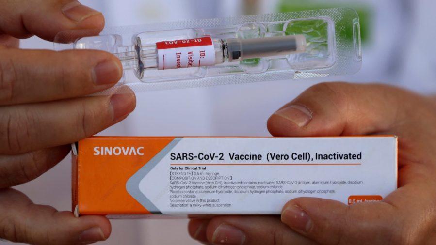 China (Sinovac) vacuna