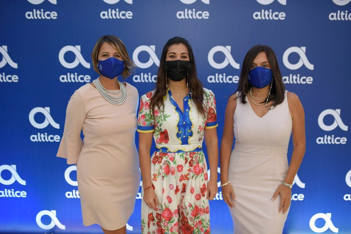 Giselle Caputo, Maite Hernandez y Liza Arzeno