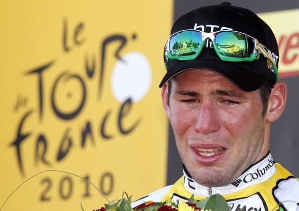 Cavendish llorando