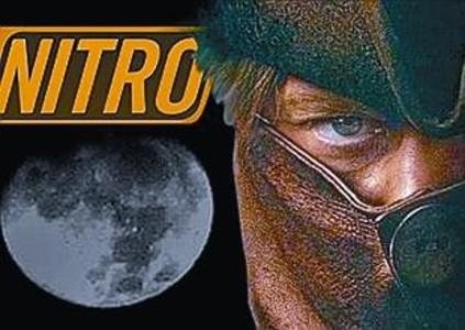 Imagen promocional de Nitro, el nuevo canal del grupo Antena 3.