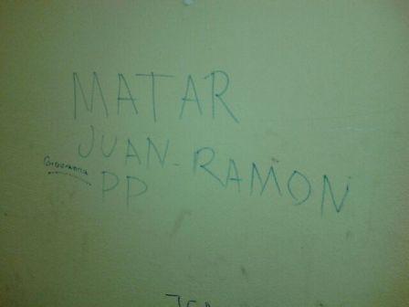 El PP de Alfafar denuncia amenazas de muerte a su Alcalde Juan Ramón