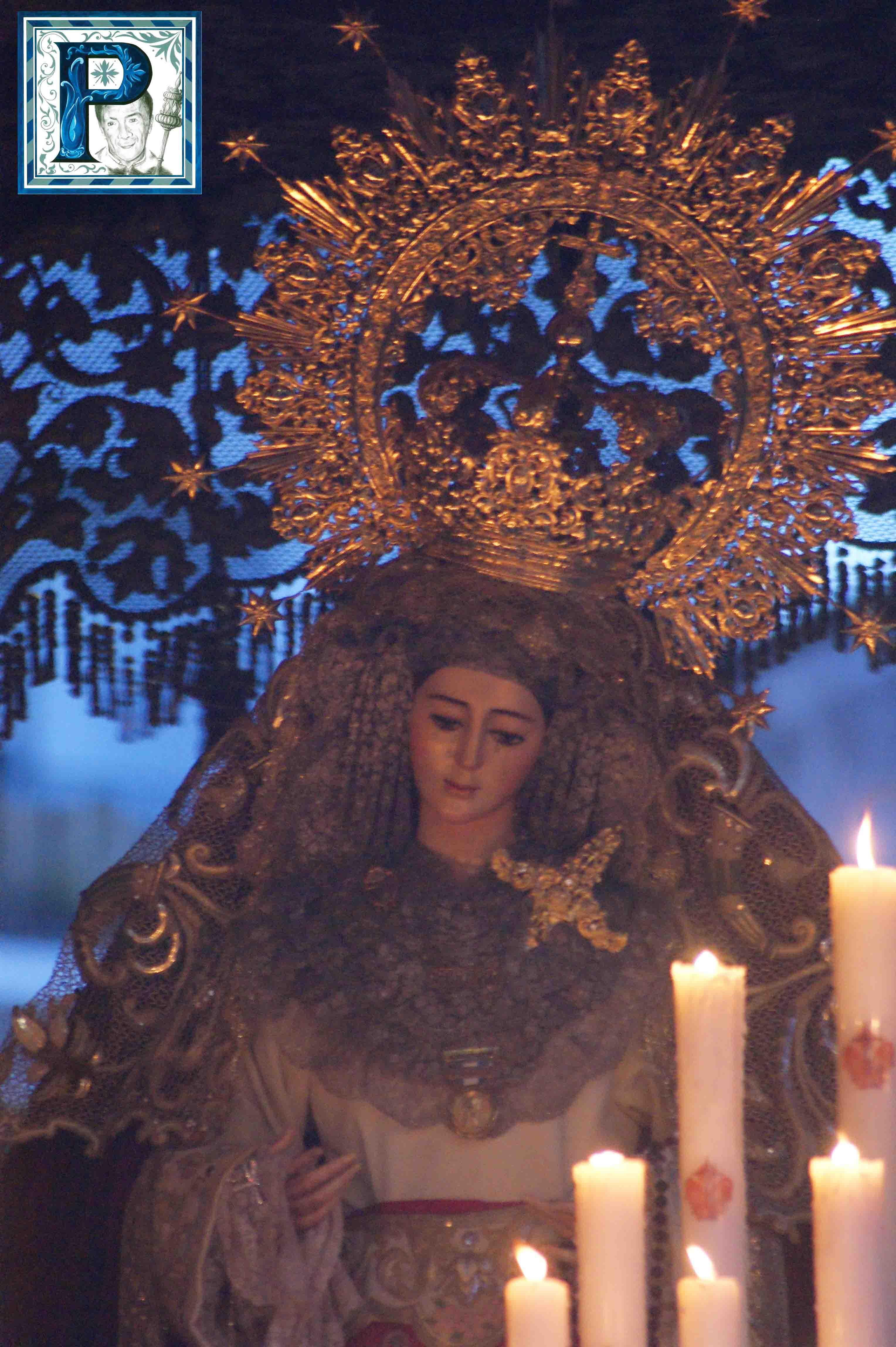 """EL ARCHIVO: """"La Virgen del Socorro en calle Carmen"""""""