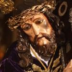 Soledad Lamorena pregonera de Jesús Nazareno