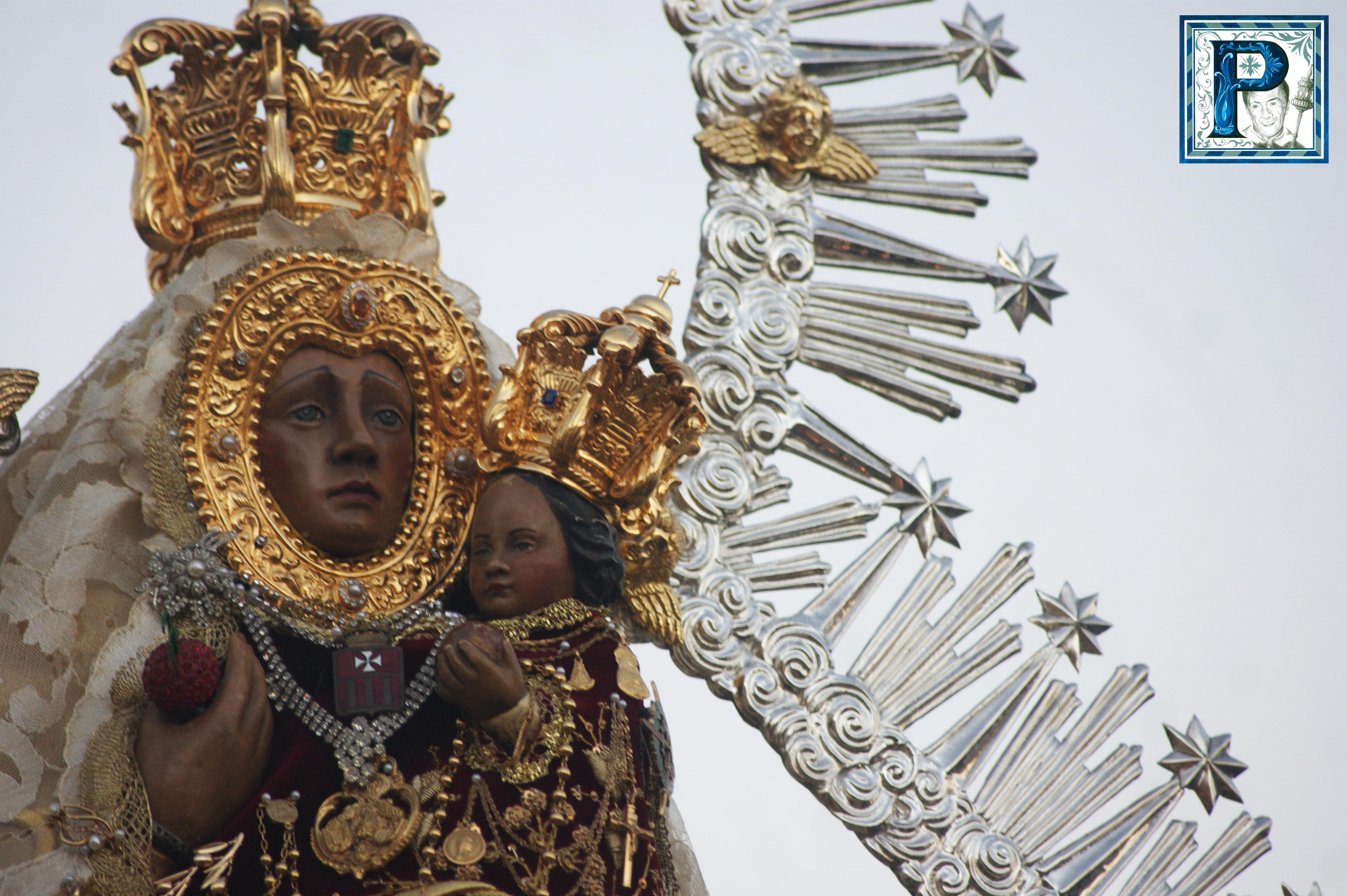 Jose Luis Montes pregonero de la Virgen de la Cabeza