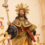 El Apóstol Santiago recorrerá hoy las calles de su feligresía
