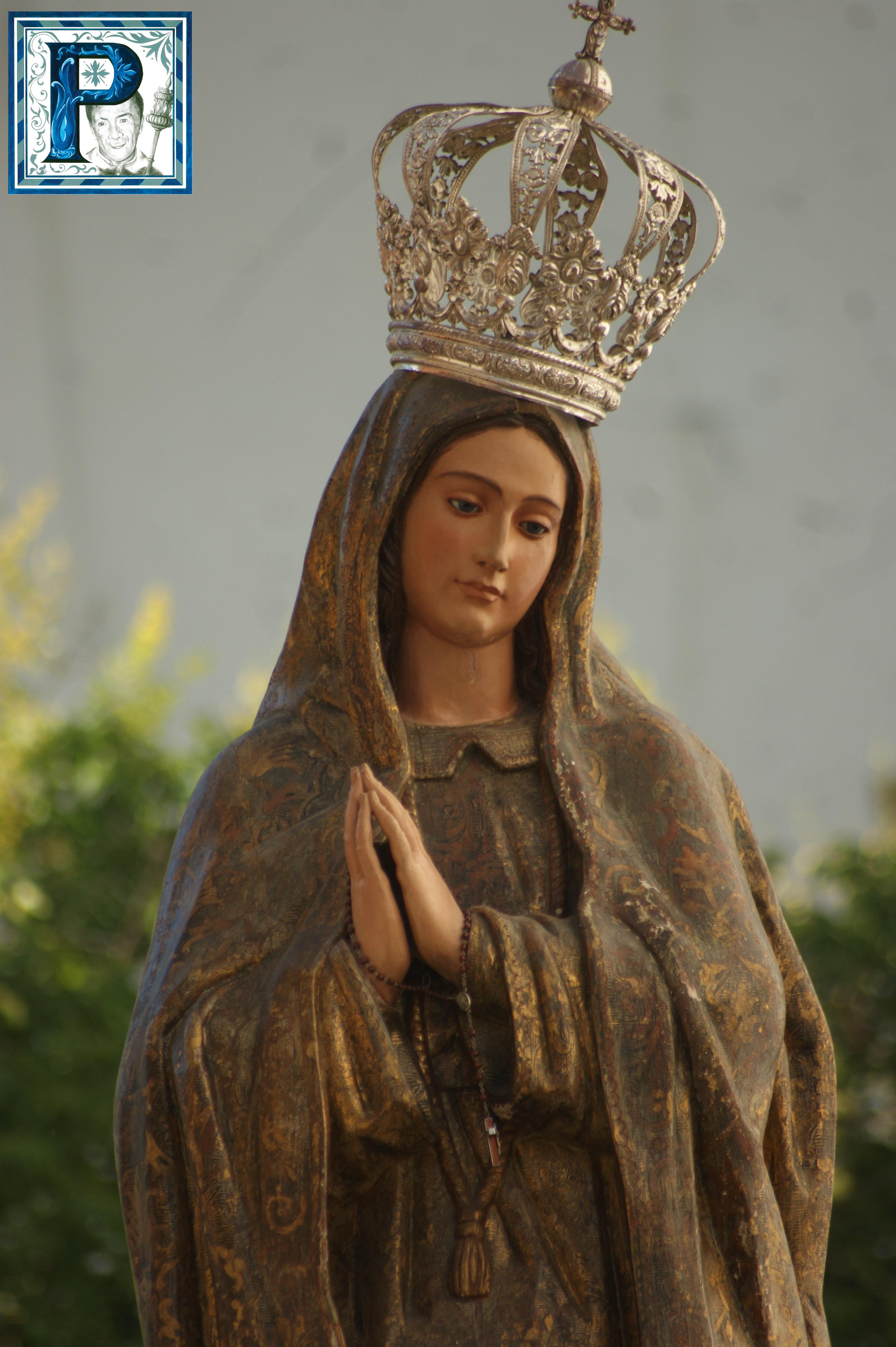 Cultos en honor a la Virgen de Fátima