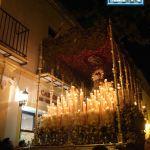 """A PIE DE PASO: """"La Virgen del Desamparo en calle Ancha"""""""