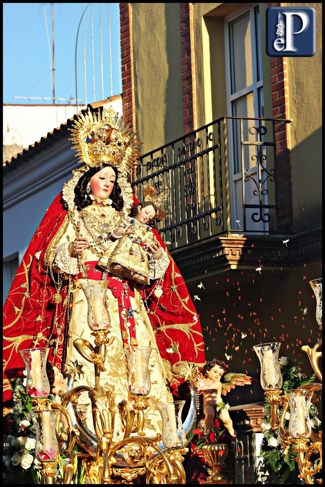 Presentación del cartel de la Coronación Canónica de la Virgen del Rosario de Bornos