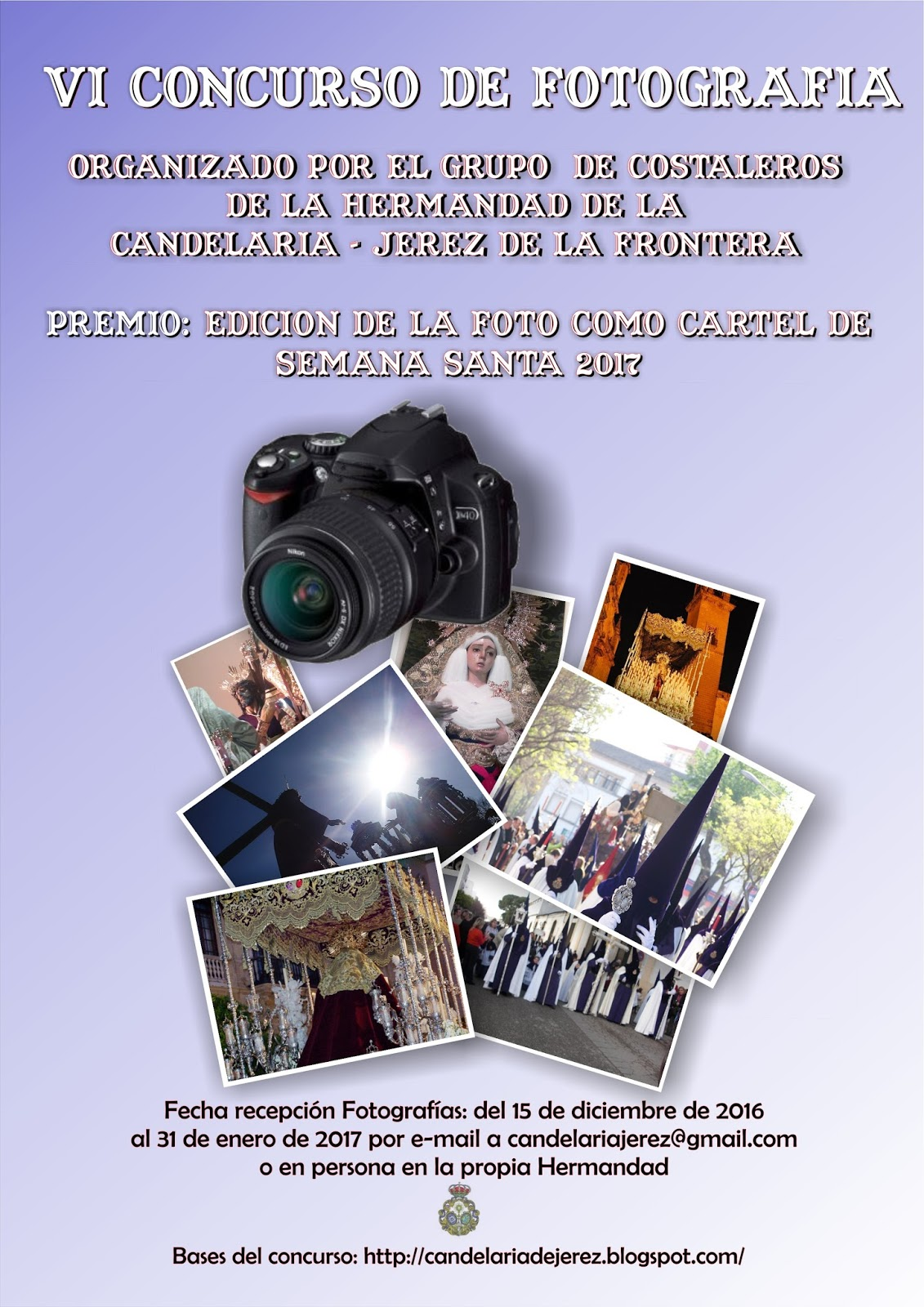 VI Concurso de Fotografía organizado por el grupo de costaleros de la Candelaria
