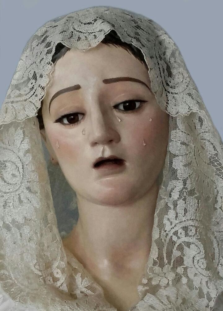 Así regresa la Virgen del Perpetuo Socorro