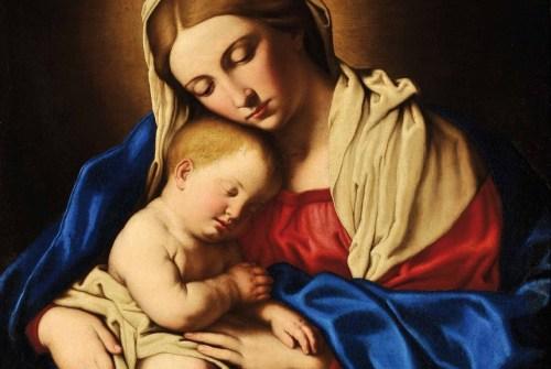 """""""Santa María, Madre de Dios"""" por Ildefonso Roldán Macías"""