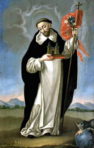 Cultos en honor de Santo Domingo de Guzmán