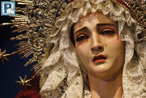 La Misión celebra el X aniversario bendicional de la Virgen del Silencio
