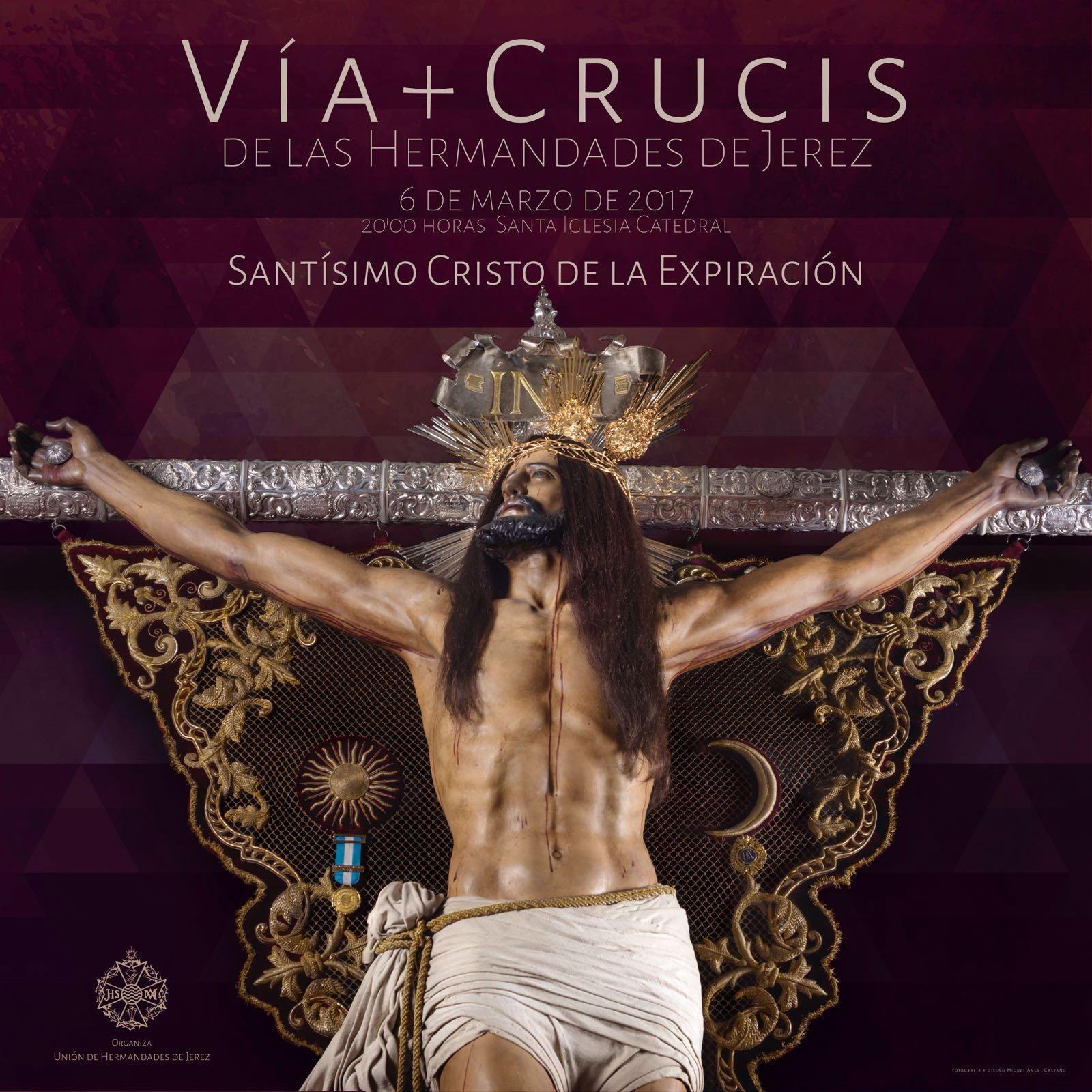 Todo lo que tiene que saber sobre el Vía Crucis de la Unión de Hermandades