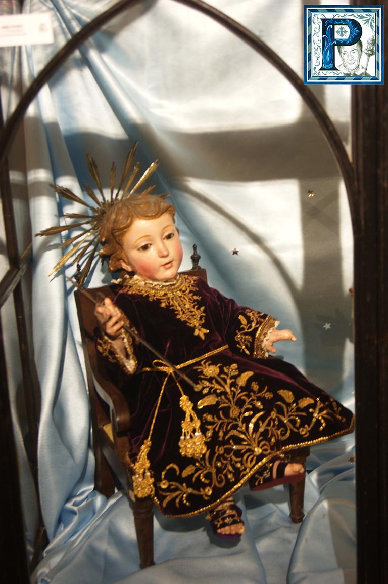 El museo de la Parroquia de Santiago en imágenes. Por Lucas Álvarez