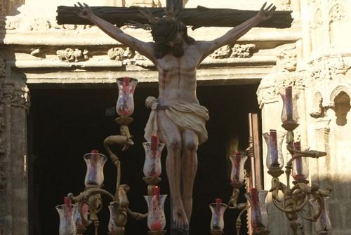 Vía Crucis con el Cristo de las Almas