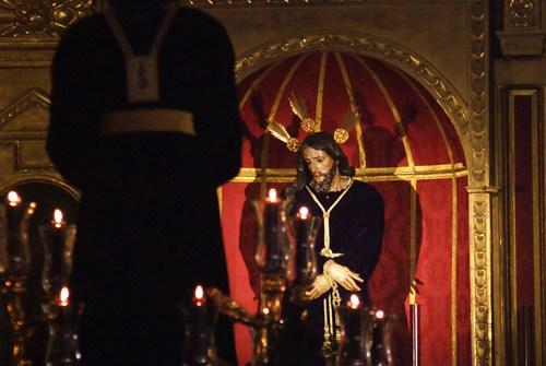 El Vía Crucis de Jesús Cautivo en vídeo