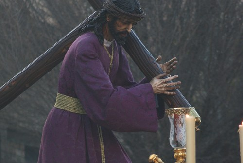 El Vía Crucis del Señor del Amparo en vídeo