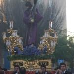 El Señor del Amparo preside hoy un Vía Crucis en la Parroquia de las Viñas