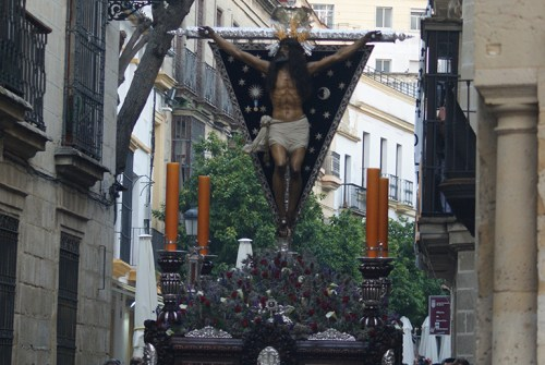 El Vía Crucis de las Hermandades en Vídeo