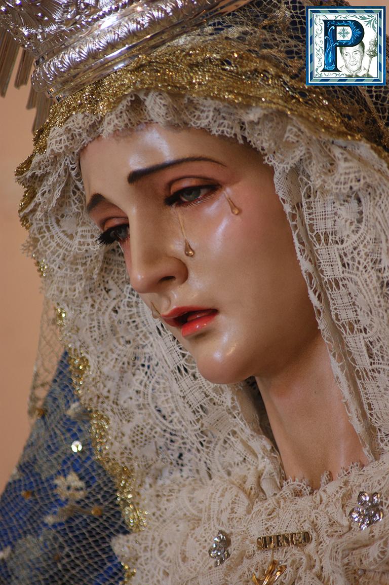 Oración poética dedicada a la Virgen del Silencio